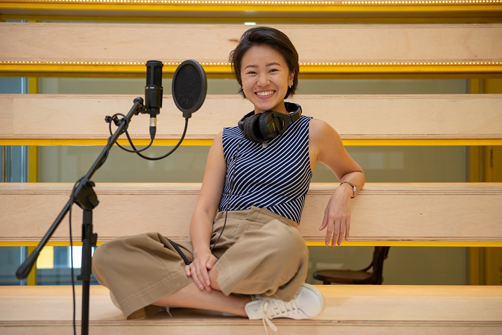 Nicole Lim started her sexual health podcast, Something Private, back in August 2019